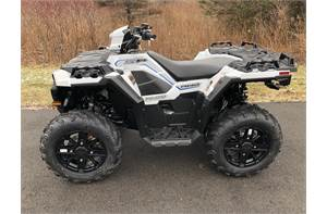 Sportsman 850 SP - White Lightning. Plus Freight. 3.99% for 36 Months
