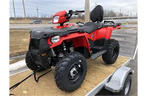 Sportsman 570 Touring - Indy Red. Plus Freight. 3.99% for 36 Months.