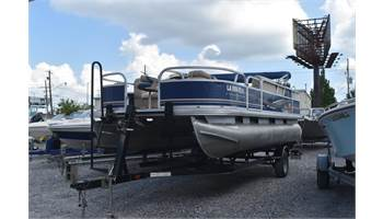 2013 Fishing Barge 20 DLX