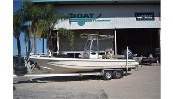 2009 Bay Scout 240