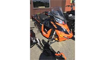 2016 Renegade® Adrenaline 800R E-TEC® Black/Orange