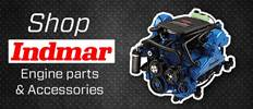 Indmar Engine Parts & amp; Accessories