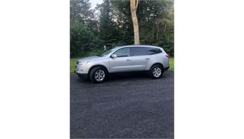 2011 Traverse LT AWD