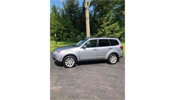 2012 Forester Limited AWD