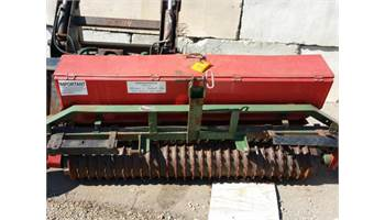 Brillion 5 Ft Seeder