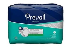 Prevail Brief Heavy Absorbency tab closure