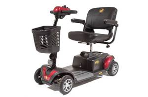 Golden - Buzzaround XLS HD 4-Wheel (GB147Z)