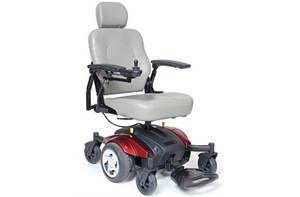 Golden Compass Sport Powerchair - WtCap 300lbs