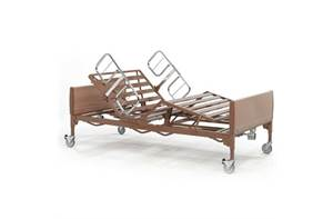 Hospital Bed Bariatric Full-Electric Wt. Cap 600lb