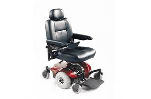 Invacare Pronto M41 Powerchair - WtCap 300lbs