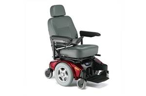 Invacare Pronto M91 Powerchair - WtCap 400lbs