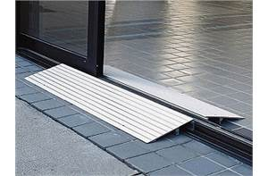 Metal Threshold Ramps