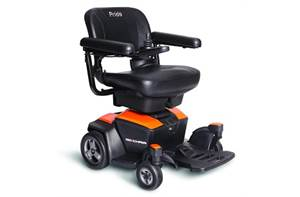 Pride Go-Chair 4 Wheel - WtCap 300lbs