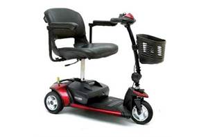 Pride - Go-Go Elite Traveller 3-Wheel (SC40E)