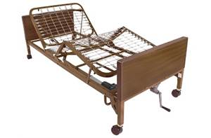 Hospital Bed - Semi Electric - Rental