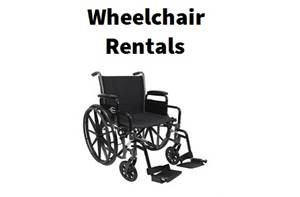 Wheelchair Rental Options