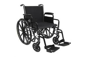 Wheelchair - Standard - Rental