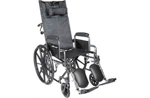 Wheelchair - Reclining Back & Geri Chair - Rental
