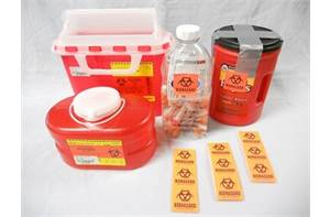 Sharps Containers and Free Drop Off
