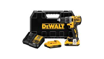 Compact Brushless Drill/Driver Kit