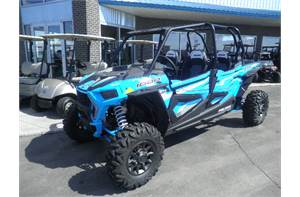 RZR 1000 XP 4 Ride Command