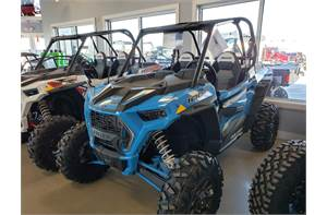RZR 1000 Ride Command Blue Sky