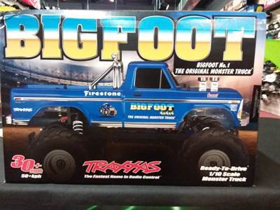 IGFOOT® No. 1 The Original Monster Truck®