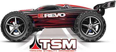 E-Revo Brushed 10th Scale Electric Monster Truck