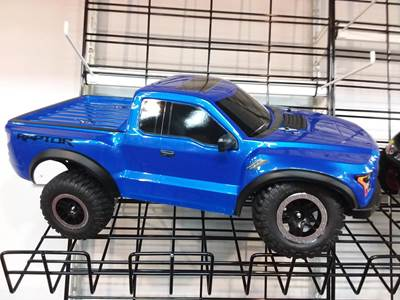 Ford F-150 Raptor 10th Scale 2WD Replica RC Truck