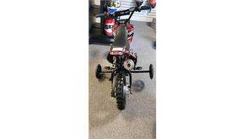 DB-21 70 Semi-Automatic Dirt Bike With Training Wheels