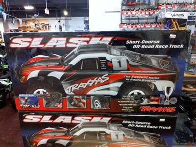 Slash Pro 2WD Short-Course Truck
