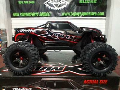 X-Maxx Remote Control Monster Truck 1/5th Scale