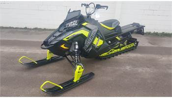 2019 800 RMK Assault 155 SC Powder