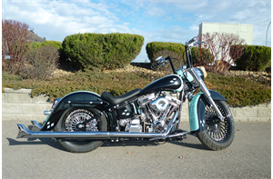 Konquer Custom EVO Softail
