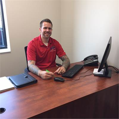 Andrew - Assistant Sales Manager