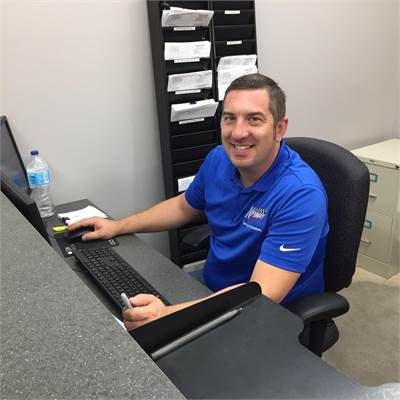 Cory - Service Manager
