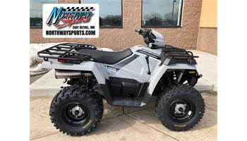 2019 Sportsman® 570 EPS Utility Edition - Ghost Gray