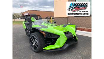2019 Slingshot® SL ICON - Envy Green