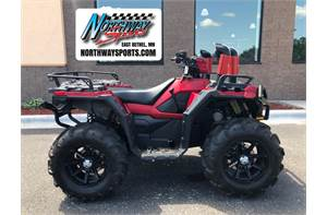Sportsman® 850 SP Matte Sunset Red *PRICE REDUCED*