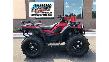 2017 Sportsman® 850 SP Matte Sunset Red *PRICE REDUCED*