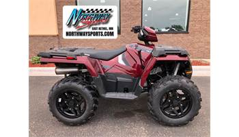 2019 Sportsman® 570 SP - Crimson Metallic