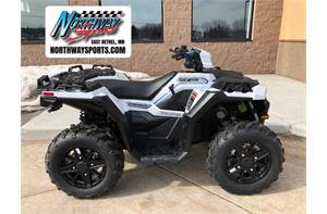 Sportsman® 850 SP - White Lightning