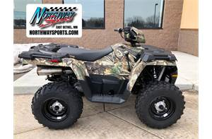 Sportsman® 570 - Polaris® Pursuit® Camo