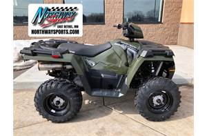 Sportsman® 450 H.O. - Sage Green