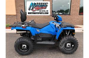 Sportsman® Touring 570 EPS - Velocity Blue