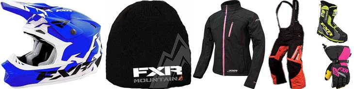 FXR products