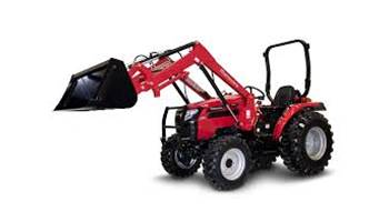 2017 40 HP 4WD Power Shuttle w/Loader