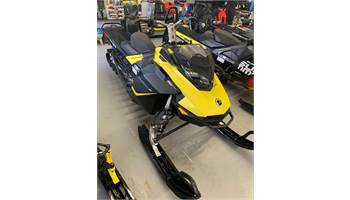 2017 SUMMIT SP 850 ETEC 154""
