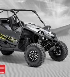 Yamaha Powersports Inventory