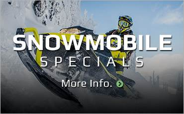 Snowmobile Specials